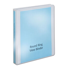 London Drugs View Presentation Binder - Assorted - 1""