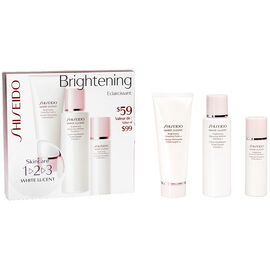 Shiseido White Lucent Brightening 123 Kit