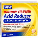 London Drugs Acid Reducer - 150mg - 24's