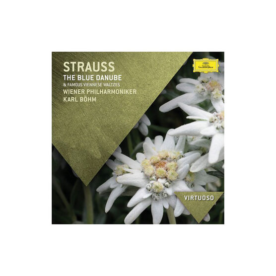 Bohm & Vienna Philharmonic - Strauss: The Blue Danube - CD