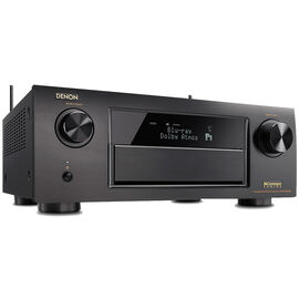 Denon 140W 9.2 Channel Command Receiver - Black - AVRX5200W
