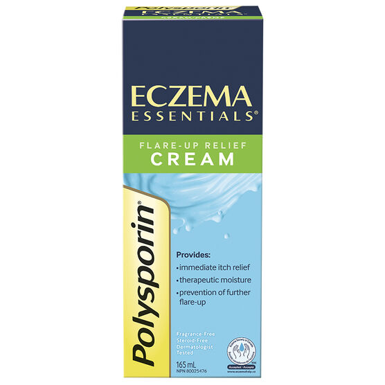Polysporin Eczema Essentials Daily Moisturizing Cream - 165ml