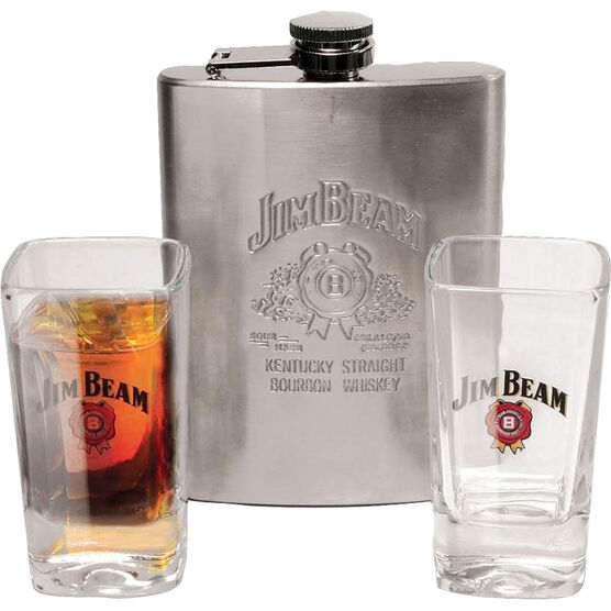 Jim Beam Gift Set - 3 piece