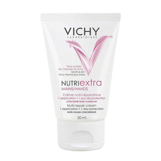 Vichy Nutriextra Hands Nourishing Repairing Cream - 50ml