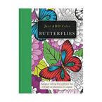 Just ADD Color - Butterflies