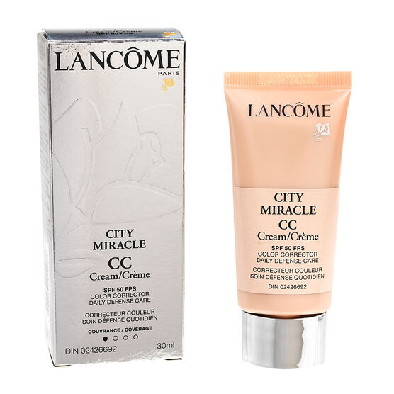 Lancome City Miracle CC Cream - 01 Beige Dragee