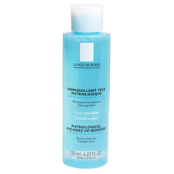 La Roche-Posay Physiological Eye Makeup Remover - 125ml