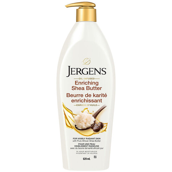 Jergens Shea Butter Deep Conditioning Moisturizer - 620ml