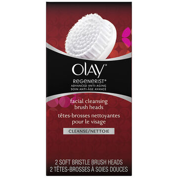 Olay Regenerist Facial Cleansing Brush Heads - 2's