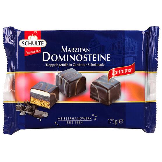 Schulte Dominos Cubes - Dark Chocolate - 175g