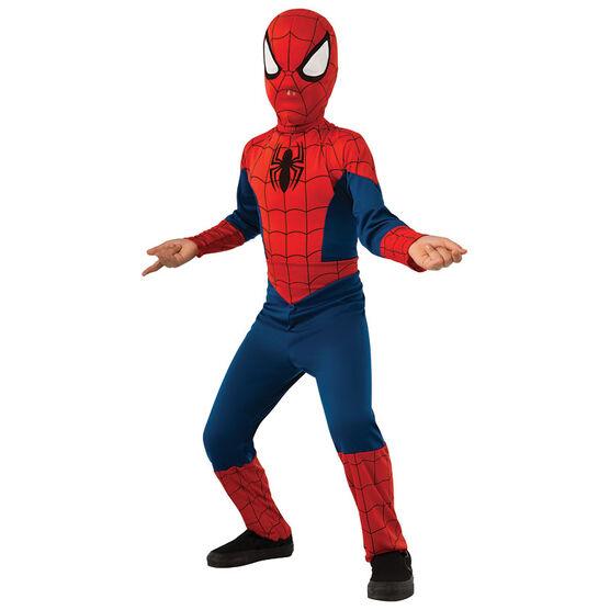 Halloween Spiderman Costume