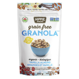 Hippie Granola - Vanilla Almond - 200g