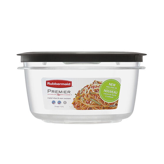 Rubbermaid Premier - Grey - 1.2L
