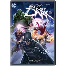 Justice League Dark - DVD