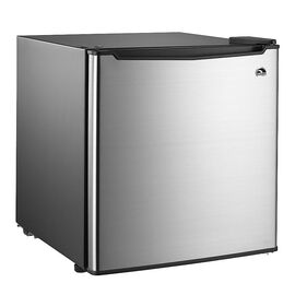 Igloo 1.6 cu.ft. Stainless Steel Fridge - FR180