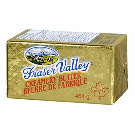 Fraser Valley Butter - Regular - 1LB