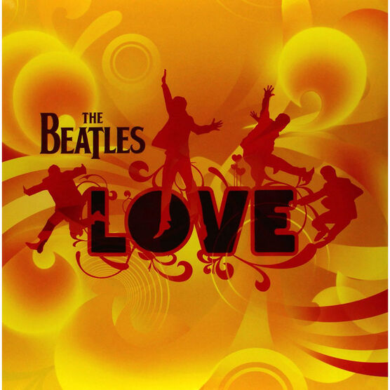The Beatles - Love - 2 LP Vinyl
