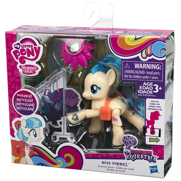 My Little Pony Equestria Poseable Pony - Assorted