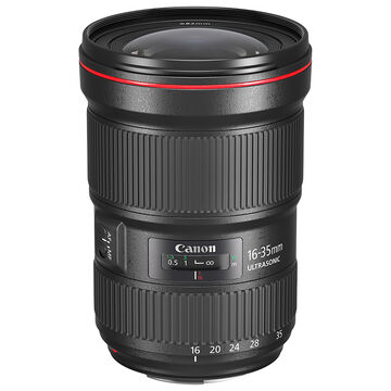 Canon EF 16-35mm F2.8L IS III USM Lens - 0573C002