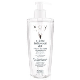 Vichy Purete Thermale 3-in-1 Calming Cleansing Micellar Solution - 400ml