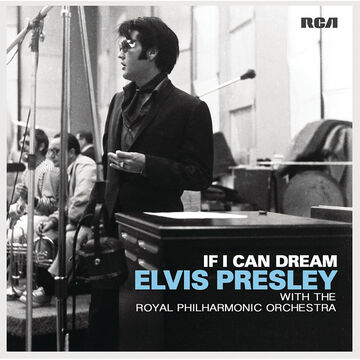 If I Can Dream: Elvis Presley with the Royal Philharmonic Orchestra - CD