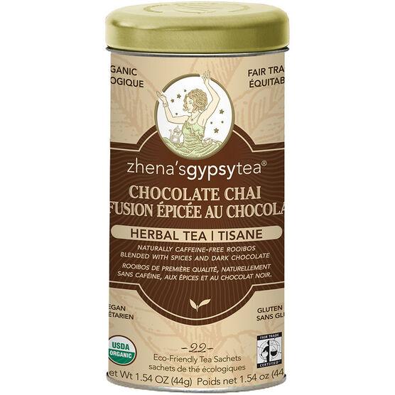 Zhena's Chocolate Chai Tea - 22's