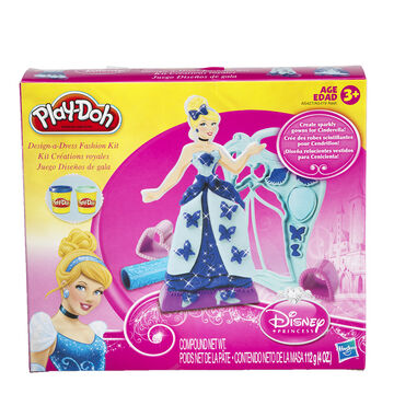 Play-Doh Design a Dress Fashion Kit - Assorted