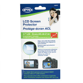 Optex 2.7-inch LCD Screen Protector - OSP27