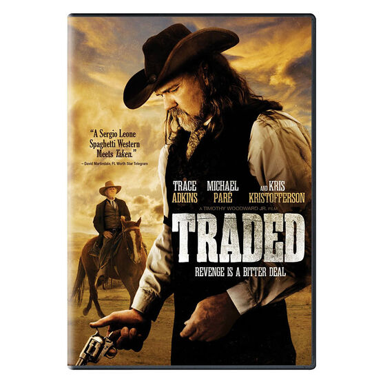 Traded - DVD