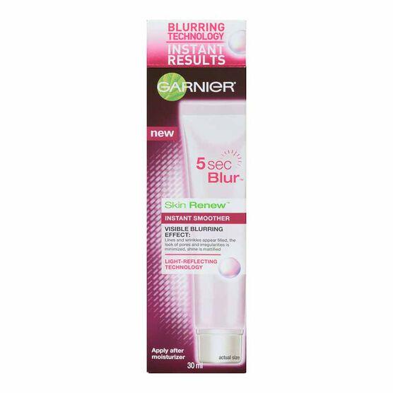 Garnier Skin Renew 5 Second Blur Instant Smoother - 30ml