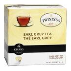 K-Cup Twinning's Tea Pods - Earl Grey - 18's