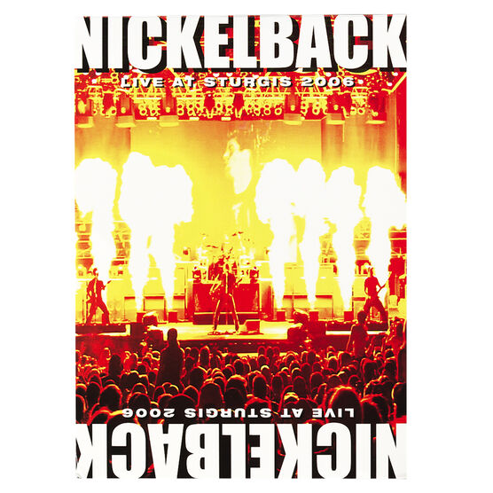 Nickelback: Live At Sturgis - DVD