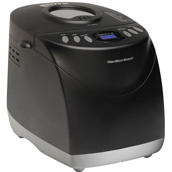 Hamilton Beach Breadmaker - Black - 29882C