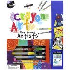 Spicebox Petit Picasso - Crayon Art