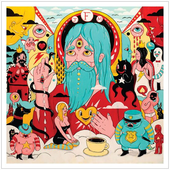 Father John Misty - Fear Fun - Vinyl