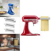 KitchenAid Pasta Roller Attachment Set - 3 piece - KSMPRA