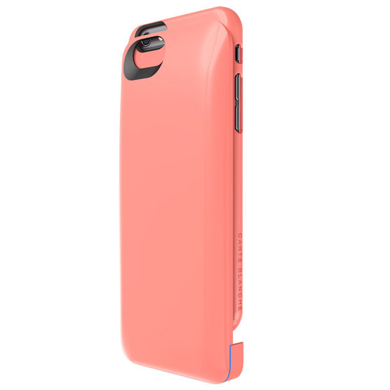 Boostcase iPhone 6 Case with Battery - Coral Pink - BCBCH2700IPH6202