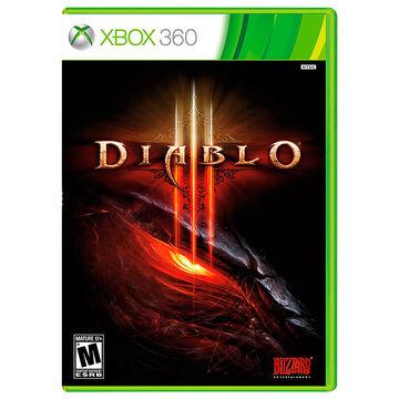 Xbox 360 Diablo 3 - ESRB M