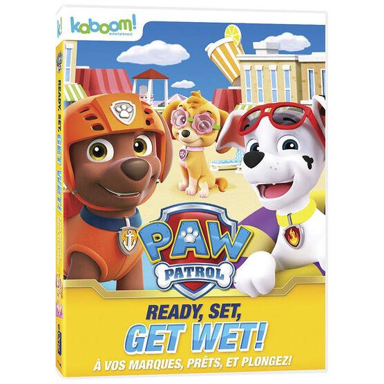 PAW Patrol: Ready, Set, Get Wet! - DVD