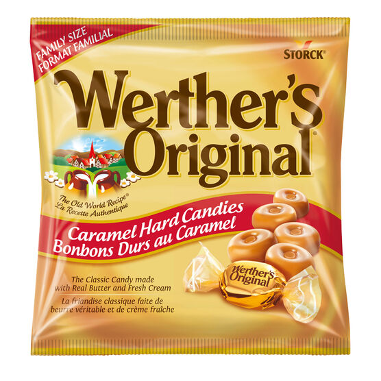 Werther's Original Hard Candy - Caramel - 245g