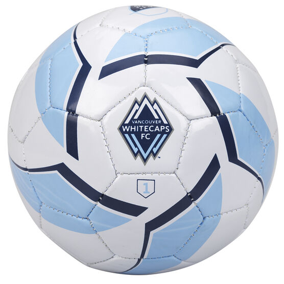 Whitecaps Mini Soccer Ball