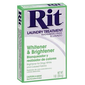 Rit Fabric Dye - Whitener & Brightener