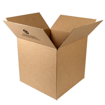 Duck Folded Box - 16 x 16 x 15Inch