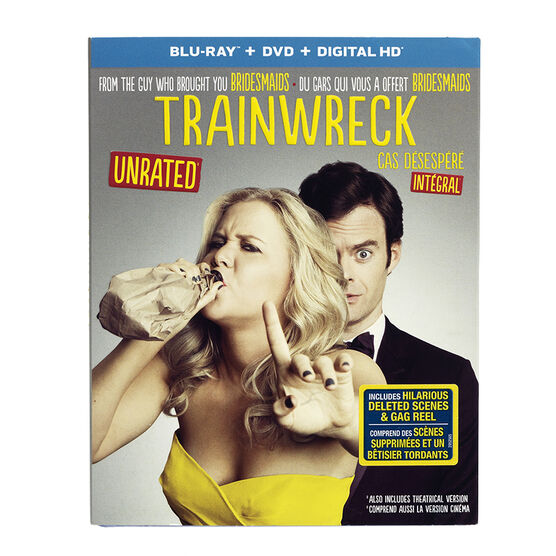 Trainwreck - Blu-ray + DVD