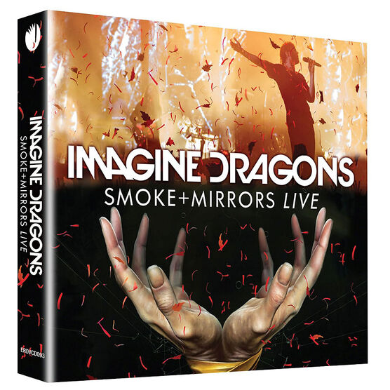 Imagine Dragons - Smoke + Mirrors: Live - DVD + CD