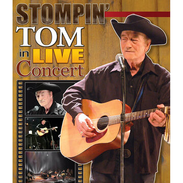 Stompin' Tom Connors - In Live Concert - Blu-ray