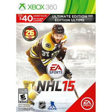 Xbox 360 NHL 15 Ultimate Edition