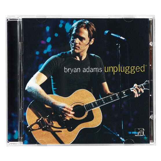 Bryan Adams - MTV Uplugged - CD