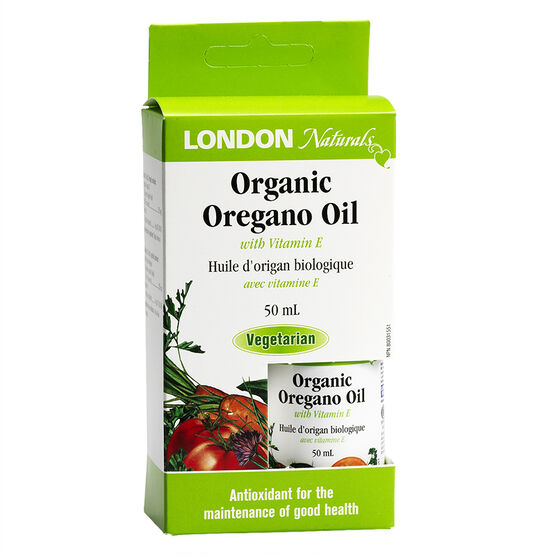 London Naturals Oregano Oil - 50ml
