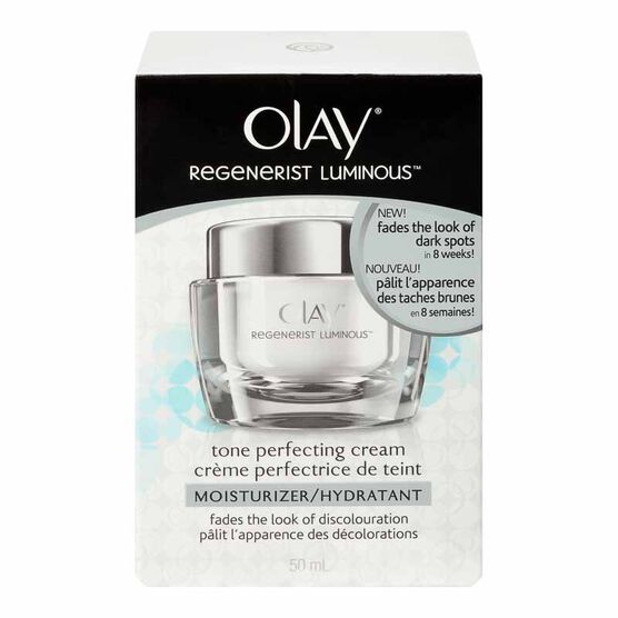 Olay Regenerist Luminous Tone Perfecting Cream Moisturizer - 50ml